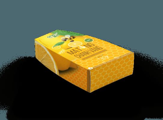 mật ong chanh vàng