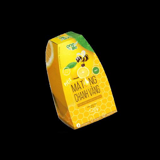 hộp 6 gói mật ong chanh