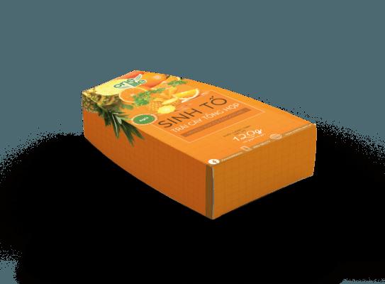 hộp bột trái cây tổng hợp