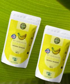 Bột chuối hữu cơ (organic)