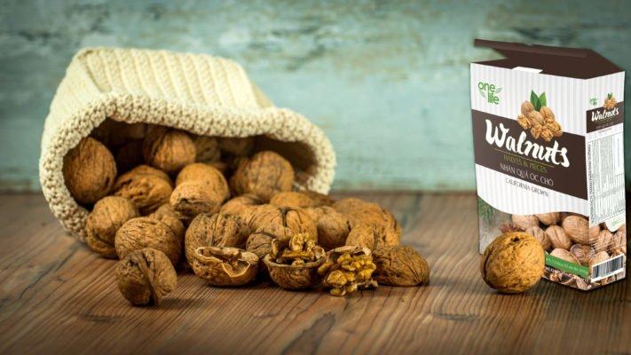 walnut box - túi hạt óc chó