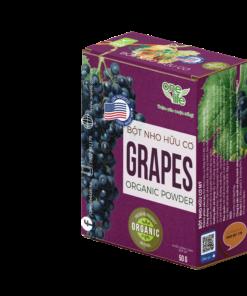 Bột nho grape