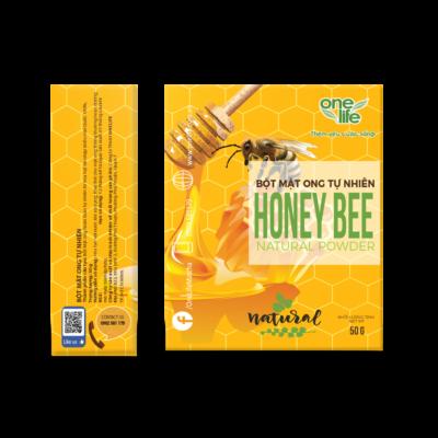 Bột mật ong tự nhiên 50g